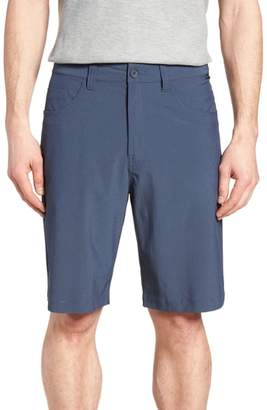 Travis Mathew Seatac Regular Fit Stretch Shorts