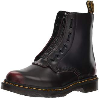Dr. Martens Women's 1460 Pascal FRNT Zip Mid Calf Boot,3 M UK (5 US)