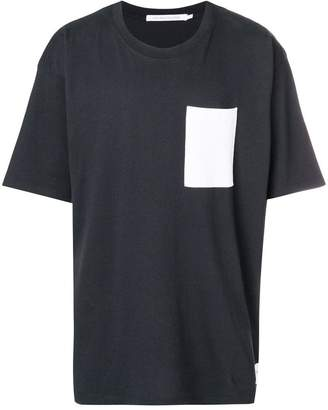 Calvin Klein Jeans pocket loose T-shirt