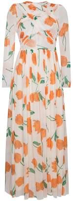 Ganni Tilden Maxi Dress