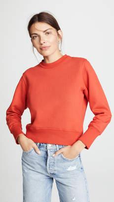 A Gold E AGOLDE Shrunken Sweatshirt