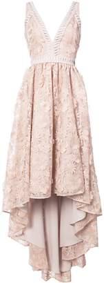 Zac Posen Bettina asymmetric gown