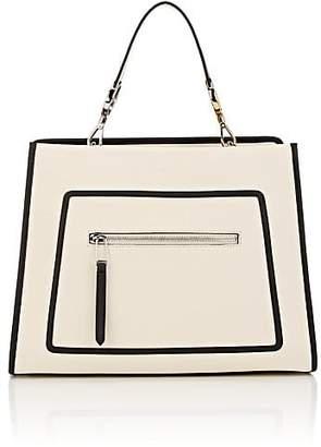 Fendi Women's Runaway Leather Tote Bag