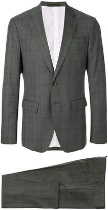 DSQUARED2 checked blazer
