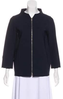 Herno Casual Mock Neck Jacket