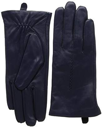 88d90fbfa Butter Shoes SNUGRUGS Womens Soft Premium Leather Glove with Woven Stich  Design & Warm Fleece Linning