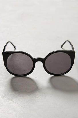 Anthropologie Evelyn Sunglasses $38 thestylecure.com
