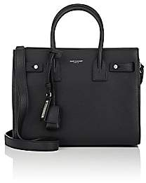 Saint Laurent Women's Baby Leather Sac De Jour - Black