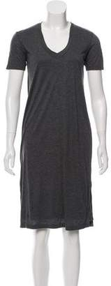 ATM Anthony Thomas Melillo Short Sleeve T-Shirt Dress