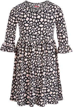 Epic Threads Big Girls Ruffle-Sleeve Babydoll Dress, Created for Macy's
