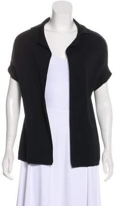Marni Short Sleeve Knit Cardigan