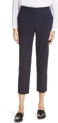 Nordstrom Signature Slim Leg Stretch Cotton Pants