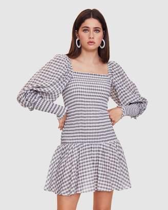 Scissorhands Mini Dress