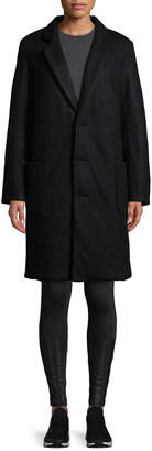 Y-3 Wool Car Coat