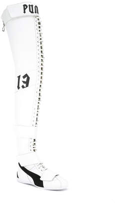 Puma Fenty x by rihanna lace-up boots