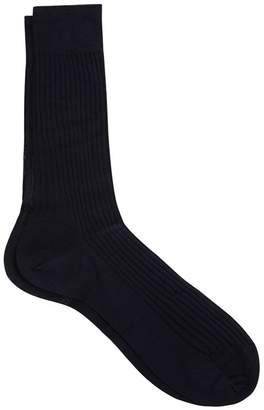 Pantherella Egyptian Cotton Lisle Short Sock