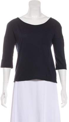 Chinti and Parker Jersey Long Sleeve Top