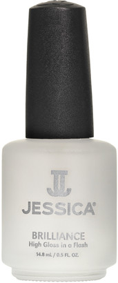 Brilliance+ Jessica Nails Jessica Brilliance High Gloss Top Coat (14.8ml)