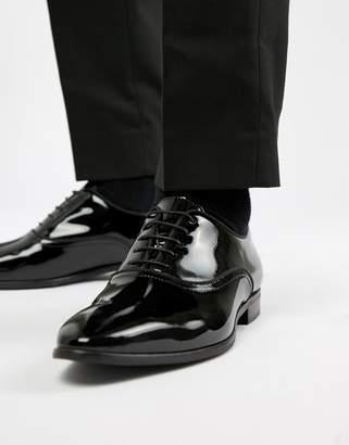 Kurt Geiger London Ralph Patent Oxford Shoes
