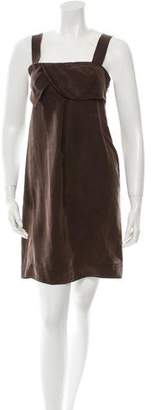 Diane von Furstenberg Silk Sleeveless Dress