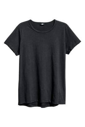 H&M Slub Jersey T-shirt