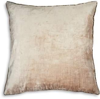 """Michael Aram Beaded Velvet Decorative Pillow, 18"""" x 18"""""""