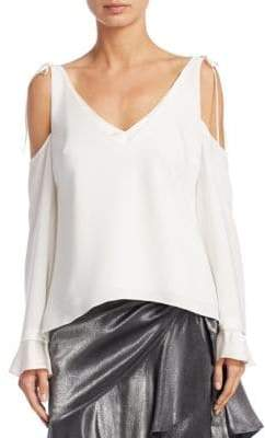 Sonia Cold-Shoulder Top