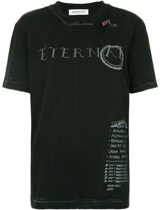Ground Zero Eternal slogan T-shirt