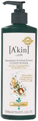 Akin A'kin Macadamia and Wheat Protein Conditioner 500ml