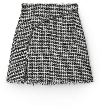 Alexander Wang Alexanderwang tweed mini skirt