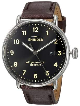 Shinola Detroit The Canfield 43mm - 20001939 Watches
