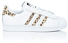 adidas Women's Superstar Leather Sneakers - White