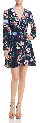 Yumi Kim Duchess Floral Wrap Dress