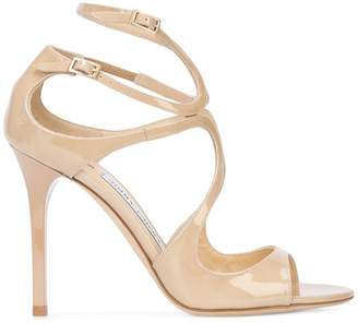 Jimmy Choo Ivette strappy sandals