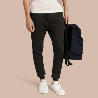 Burberry Cotton Sweat Pants $295 thestylecure.com