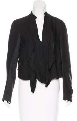 Marni Draped Lightweight Jacket