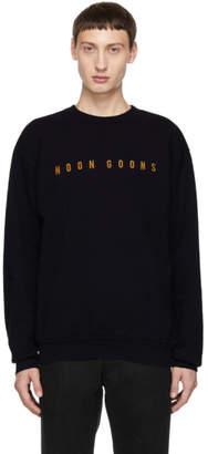 Noon Goons Navy Logo Sweatshirt