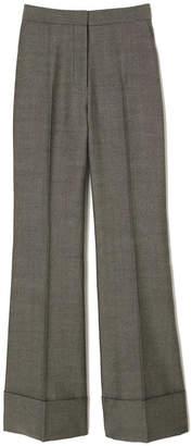 Stella McCartney High-Waisted Wool Trousers