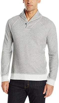 Agave Men's Seneca Sweatshirt with High Collar