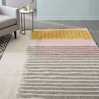 west elm Ikat Mix Indoor/Outdoor Rug