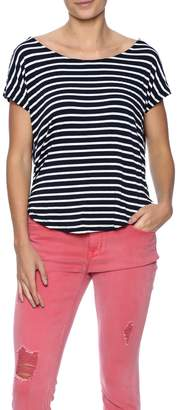Double Zero Striped Tee