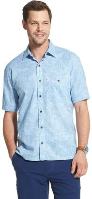 G.H. Bass Men's Salt Cove Slubbed Button-Down Shirt