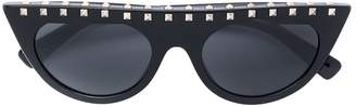 Valentino Eyewear studded sunglasses