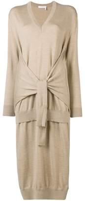 Chloé asymmetrical dress