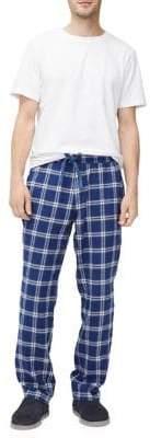 UGG Heritage Comfort Grant Two-Piece Cotton Pyjama Set