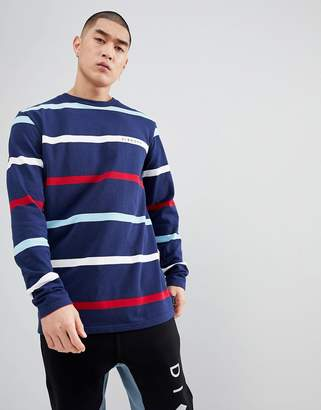 Diamond Supply Co. Paradise Stripe Long Sleeve T-Shirt