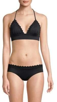 OndadeMar Strappy Triangle Bikini Top