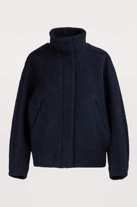 Chloé Wool and alpaca jacket