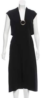 Derek Lam Cutout Silk Dress w/ Tags