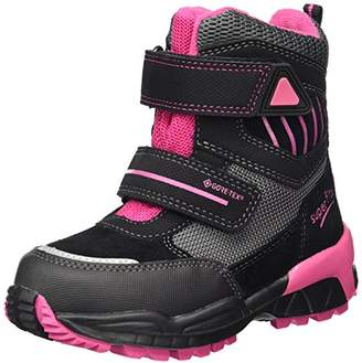 Superfit Girls' Culusuk Snow Boots Black Size: 13.5UK Child